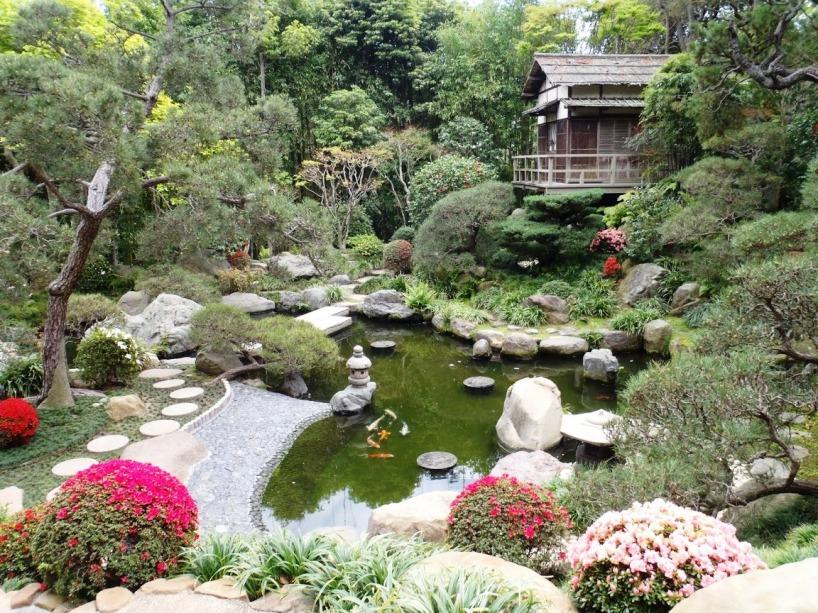 Japanese Garden Idea For Minimalist House
