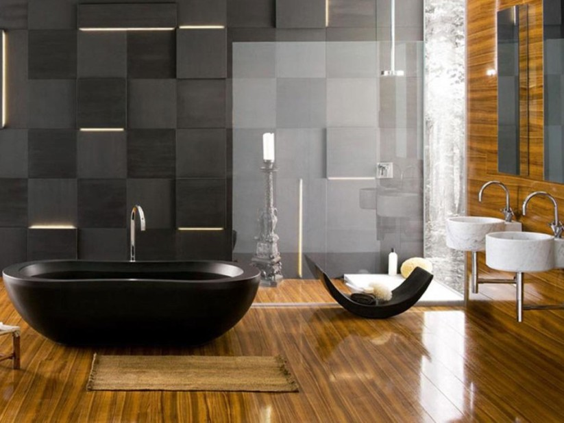 Luxury Bathroom Idea For Modern Home
