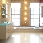 Luxury Classic Bathroom Decor Design Image