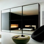 Luxury Home Bedroom Black Furniture Color