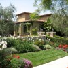 Mediterranean Garden Design For Minimalist Home