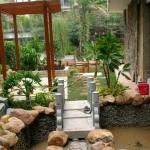 Minimalist Home Garden Design Idea Picture