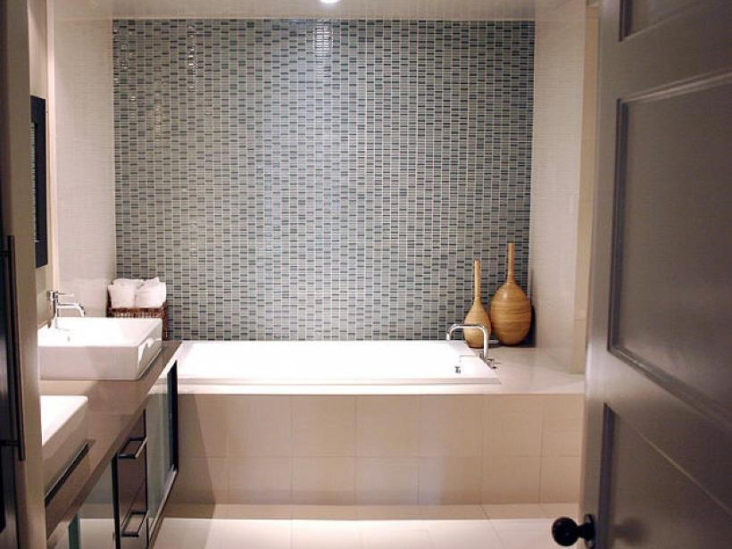 Minimalist Home Small Bathroom Decor Image