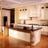 Minimalist Kitchen Cabinet With White Color