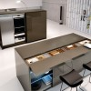 Minimalist Multifunction Kitchen Furniture Design Image