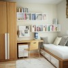 Minimalist Small Bedroom Furniture Set Design