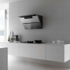 Minimalist White Home Kitchen Color Design