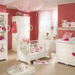 Modern Baby's Bedroom Paint Color Design