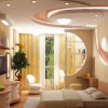 Modern Bedroom Ceiling Made Of Gypsum