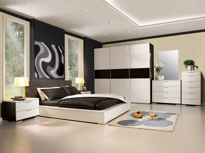 Modern Bedroom Design With Minimalist Style - 2019 Ideas