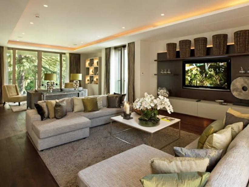 Modern Home Interior Decoration Design Image