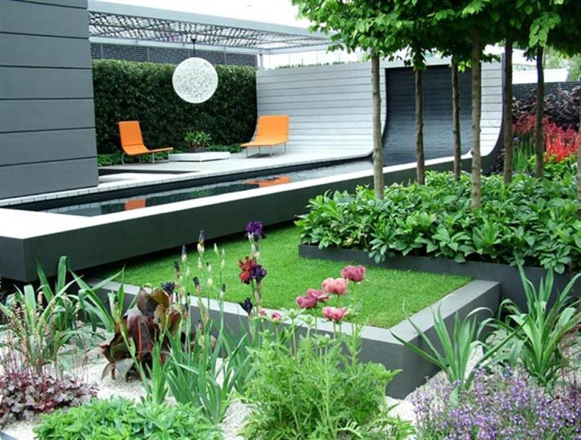 free garden design software mesmerizing garden design with wooden deck and decorative pebbles 7 free garden. Interior Design Ideas. Home Design Ideas