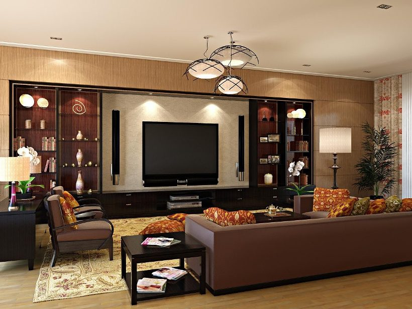 Modern Luxury Living Room Furniture Set - 4 Home Ideas