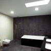 Modern Minimalist Home Bathroom Design Photo