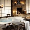 Modern Relaxing Bathroom Idea For Modern House