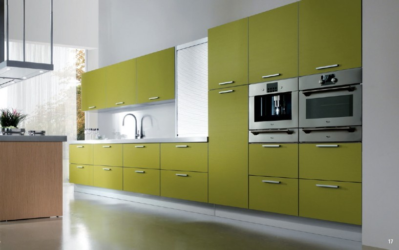 Simple Kitchen Wallpaper beautiful wallpaper design for simple kitchen - 4 home ideas