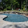 Natural Home Swimming Pool Design Idea