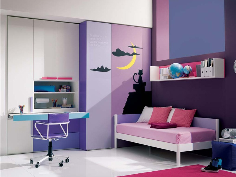 simple bedroom for girls. Simple Bedroom Decor Design For Girls U