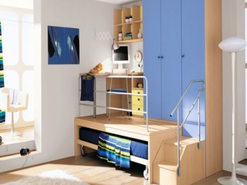 Simple Bedroom Decoration Design For Boys - 4 Home Ideas