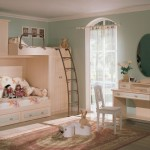 Simple Color Combination For Child Bedroom