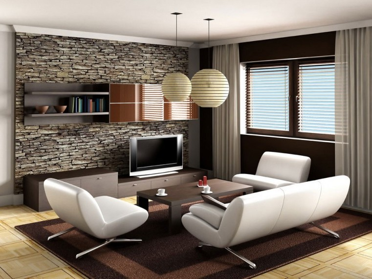 Simple Elegant Home Decoration Idea Photo