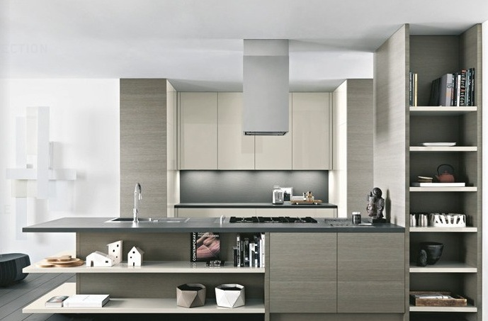 Simple Furniture Idea For Modern Kitchen