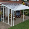 Simple Home Canopy Decoration Design Image