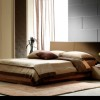 Simple Minimalist Brown Bedroom Color Design