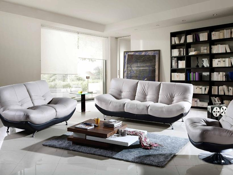 Simple modern furniture for living room decor 4 home ideas for Simple modern living room