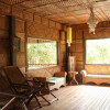 Small Bamboo House Interior Design Idea