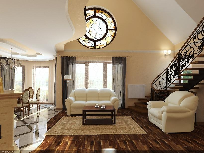 Wall And Floor Design For Home Interior