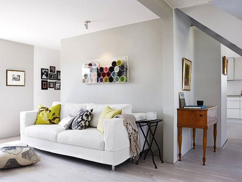 Genial White Paint Color For Home Interior