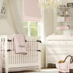 White Paint Color In Baby's Bedroom