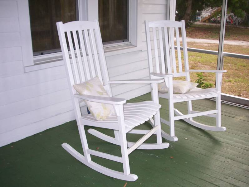 Wooden Home Terrace Chairs Design Image