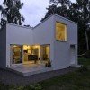 Affordable Minimalist Home With White Paint