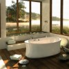 Bathroom Design Idea With Beautiful View