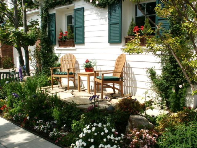 Beautiful Garden Design For Home Decor