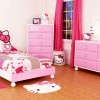 Beautiful Hello Kitty Decor For Girls Bedroom