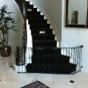 Black And White Home Stairs Color
