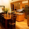 Cheerful Kitchen And Dining Room Decor