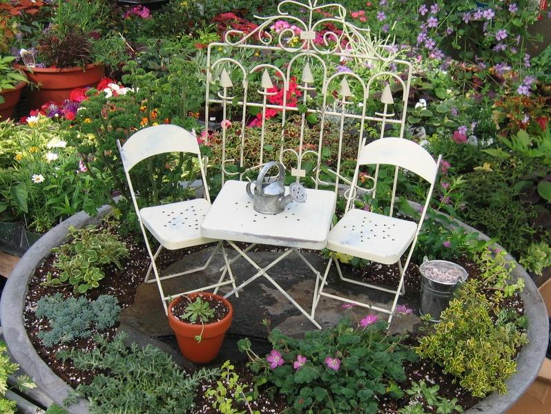 Fresh Small Garden Furniture Set Image