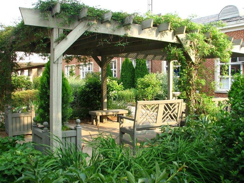 Gazebo Design Idea For Home Garden