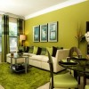 Glamor Light Green For Living Room Paint