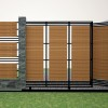 Inspiring Modern Fence Design For Minimalist House