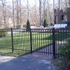 Iron Fence Design For Home Secure