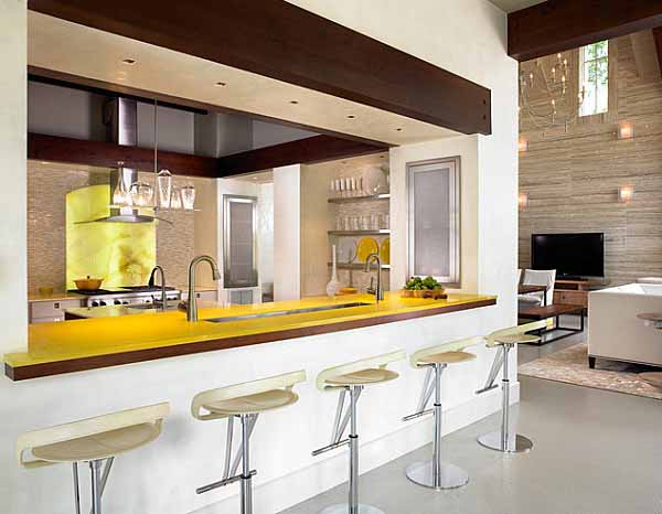 Mini Bar Design For Home Kitchen - 4 Home Ideas