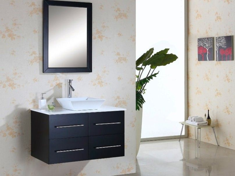 Modern Bathroom Furniture Set Design Image