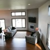 Simple Modern Living Room Interior Image