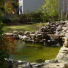 Small Fish Pond For Garden Decor