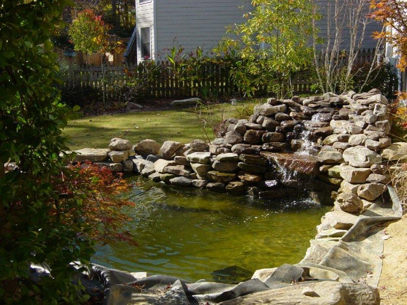 Best of 40 images pond decoration ideas tierra este 88793 for Fish pond decorations